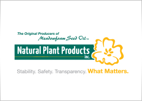Natural Plant Products Logo
